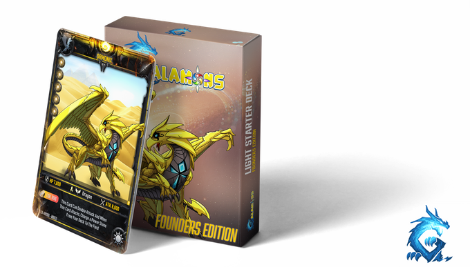 galamons  stunning monsters in a unique trading card game